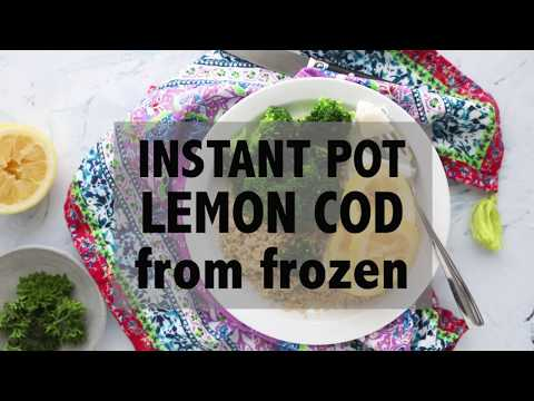 Easy Instant Pot Steamed Fish