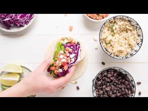 Easy Black Bean Tacos