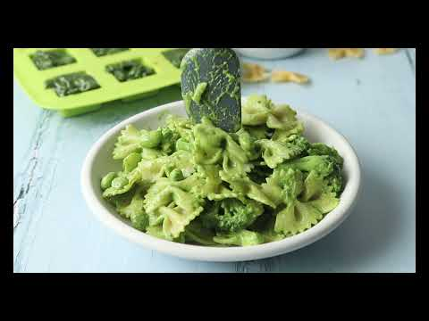 10 Minute Pesto Pasta for One