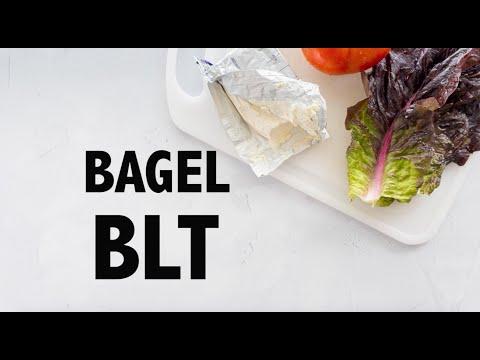 BAGEL BLT