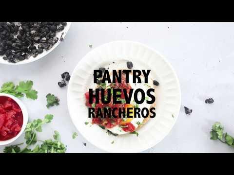 Easy Pantry Huevos Rancheros