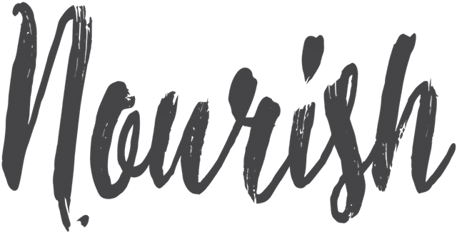 Nourish Nutrition Blog logo